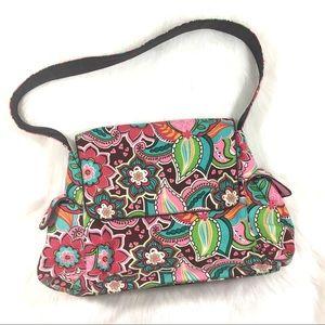 OiOi Australia Paisley Canvas Diaper Bag